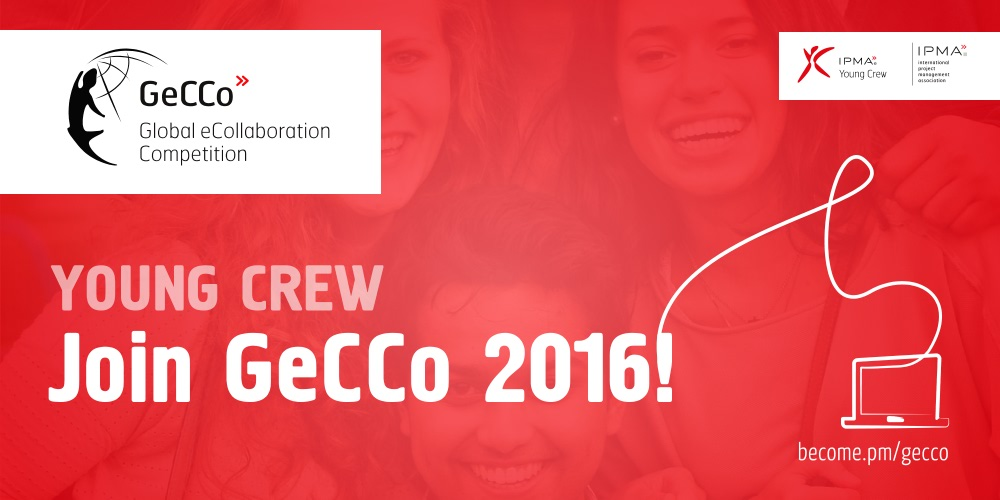 Young Crew Join GeCCo 2016