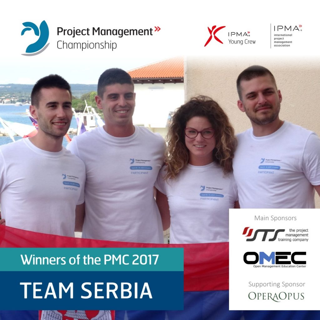 PMC Winners Serbia